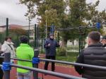 собрание организаций-участников Турнира по силовому многоборью на гимнастической перекладине «Русский силомер»
