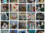 Выставка декоративно-прикладного и изобразительного творчества «Зимняя выставка»