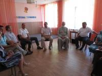Заседание Попечительского совета школы