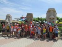 День защиты детей в аквапарке «Банановая республика».