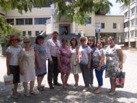 Библиотекари Сакского района приняли участие в юбилейной международной библиотечной конференции