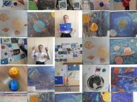 выставка «Космические фантазии»