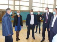 рабочий визит председателя Государственного Совета Республики Крым Владимира Константинова